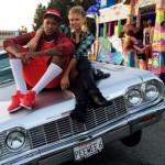 "Fergie Ft. YG ""L.A. Love"" (Remix)."