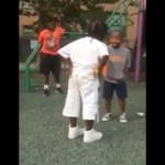 It's In Thier DNA: Black Children taught to be Thugs…Cursing turns Into Brawl
