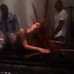 So Desperate.. Keyshia Cole Grinding On A Piano For Birdman (Video)..