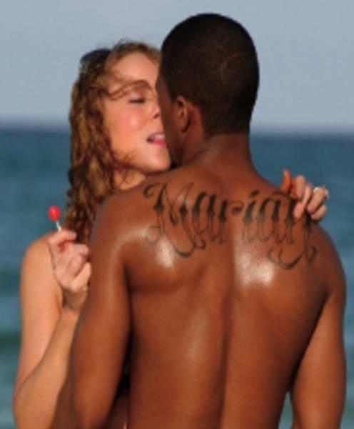 NIck-Cannon-Mariah-tattoo