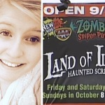 16 Yr Old with a Bad Heart dies after visiting a Haunted House.