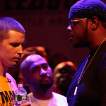 "Shotgun Suge VS Charron Smack Url"" (Full Battle)."