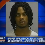 Mugshot & Video Of Waka Flocka…