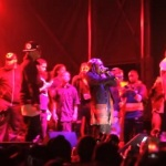 """Wale and Jeremih Performs """"The Body Live"""" at Meccafest 2014."""