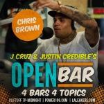 "Chris brown & Big Sean ""Open bar"" (Freestyle)."