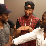 LOL Kevin Hart Spits A Freestyle For Kendrick Lamar (Video).