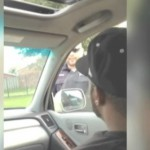 Video Of Man Getting Tased With Kids In The Car, Police Busting Window Out.