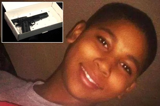 12YearOld Tamir Rice Gunned Down by Cop