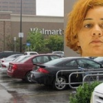 HIV Texas Women Steals Food From Walmart Then tries to infect a employee..