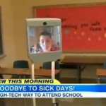 """Video: """"Say Goodbye to Sick Days"""" Children Can Use Robots To Avoid Missing School!"""