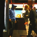 Nick Cannon & Amber Rose Spotted Bowling..I Swear I'm Not Creeping.