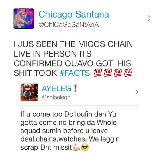 chicago beef with migos