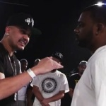 Rap Battle: Cortez vs Danja Zone.