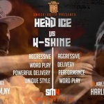 Head Ice Vs K-Shine (Full Battle).
