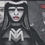 Nicki Minaj apologizes For 'Only' Artwork..I'd never condone Nazism in my art.