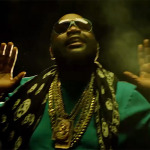 "Rick Ross ""Hood Billionaire"" video."