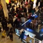 Damn: Up to 1,000 teens Brawl at a Pittsburgh shopping mall.