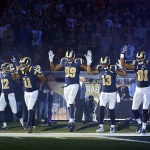 police pissed over Rams 'hands up, don't shoot gesture before game, demand apology