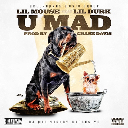 Lil Mouse Ft Lil Durk U Mad