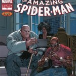 Birdman Is On The Cover Of 'The Amazing Spider Man'