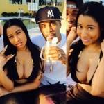 Nicki's Minaj Ex-Safaree thoughts of Suicide