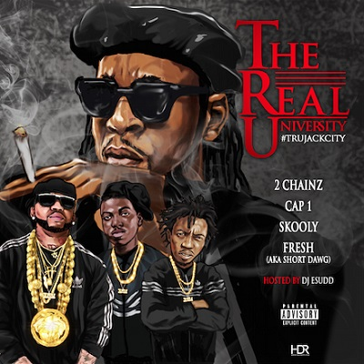 New Music 2 Chainz feat. Young Dolph & Cap 1 Trap House Stalkin