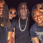 GBE Reunion Show W/ Chief Keef, Lil' Reese, Fredo Santana, & More In L.A.