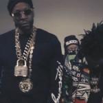 "New Video: 2 Chainz Feat. Short Dawg, Cap-1, Skooly & Kaelub ""Keep It 100""."