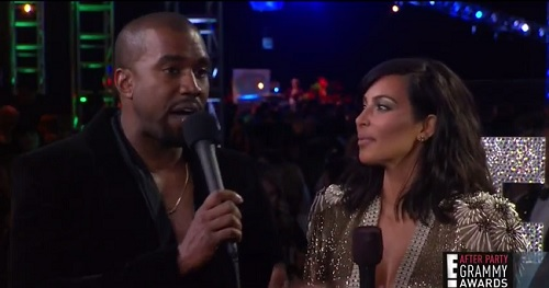 Kanye West talks about Beck beating Beyonce, Storms the Stage & More