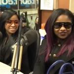 Lil Wayne's Daughter Reginae Carter & Toya Wright Interview at The Breakfast Club.