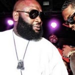 MMG Rick Ross and Meek Mill Scuffle during All Star Club Appearance.