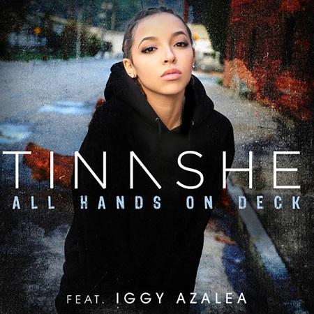 Tinashe Ft Iggy Azalea All Hands On Deck Remix