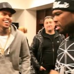Video: 50 Cent & Chris Brown – Between The Sheets Tour NY