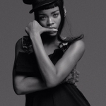 Rihanna another magazine 2015  tribute to Alexander McQueen (Pics).