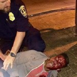 Black Student beaten by police for a fake ID #JusticeforMartese