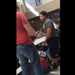 Bully gets dealt with by smaller Kid (Video).