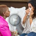 Karrueche Tran Cries over Chris Brown (1st interview since breakup).