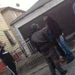 Nicki Minaj's Ex Boyfriend Safaree Gets Kicked Out The Hood By A Gang.