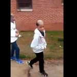 SMH: Mother Gave Her Two Sons f*cked up Haircuts for misbehaving
