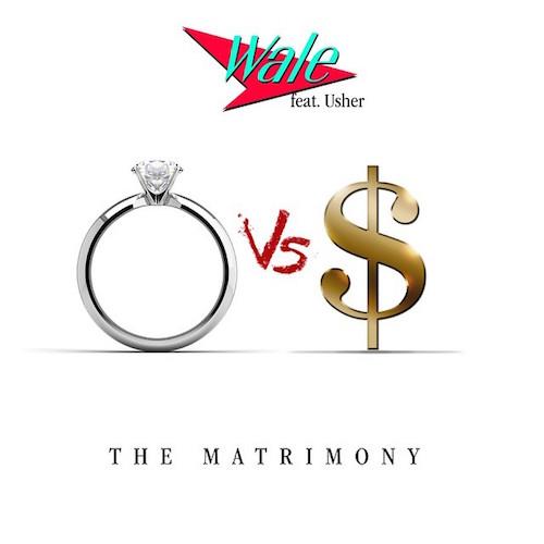 Wale Ft Usher – The Matrimony