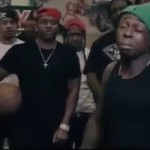 young money cypher: Lil Wayne disses Birdman (Video).