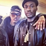 """August Alsina Ft. Meek Mill """"Right Back""""(Remix)."""