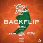 Casey Veggies Ft Iamsu, Wiz Khalifa & ASAP Ferg – Backflip (Remix)