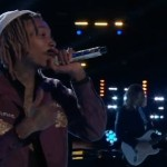 "Wiz Khalifa & Chris Jamison Performs ""See You Again"" on The Voice 2015"