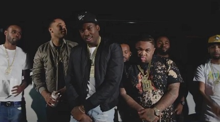 New Video P. Reign Ft. PARTYNEXTDOOR & Meek Mill Realest In The City