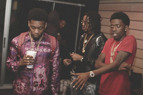 Rich Homie Quan Ft. Quavo show You