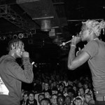 "Travi$ Scott Ft. Young Thug ""Drunk""."