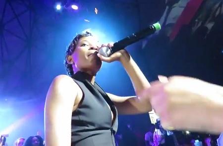 Video Dej Loaf Perform at Summer Jamz 18 In Detroit