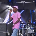 "Wiz Khalifa & Charlie Puth Performs ""See You Again"" on Jimmy Kimmel Live"