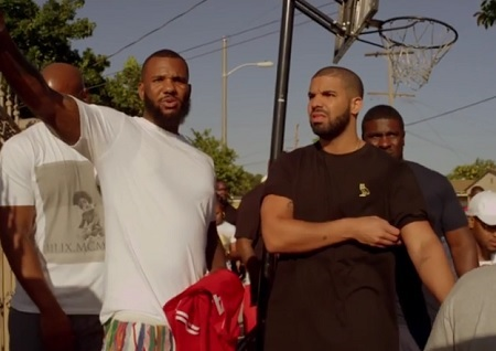 New Video The Game Ft. Drake 100